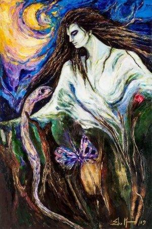 Elsa Núñez - 55 x 40